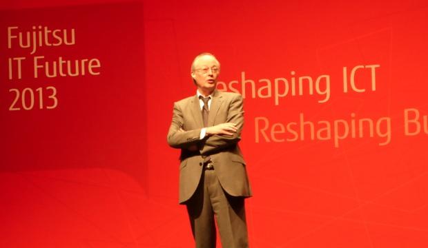Fujitsu IT Future 2013