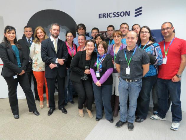 Ericsson firma acuerdo con Fundacion Tomillo para mejorar empleabilidad de personas con discapacidad