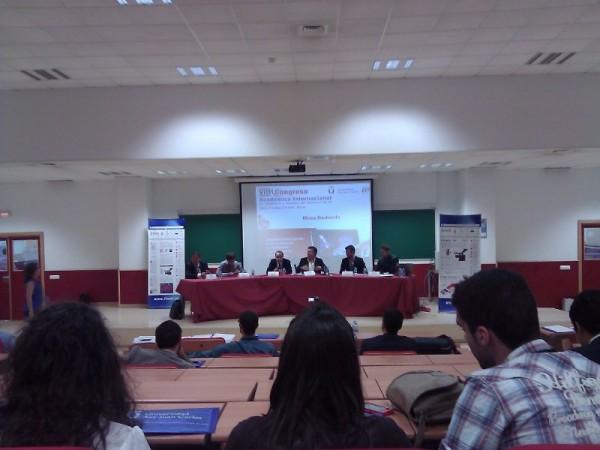 Moderamos el Debate Emprendimiento TIC del Congreso Académico ITGSM13