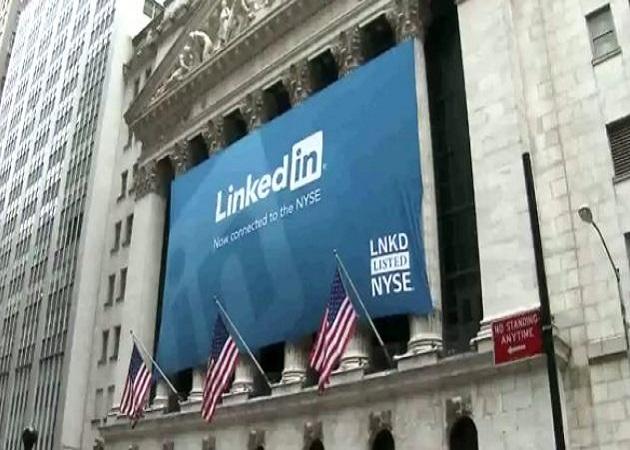 LinkedIn aumenta sus beneficios en el primer trimestre