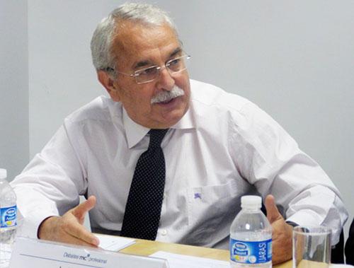 """Luis Sánchez (UPM): """"En España echamos la experiencia a la basura"""""""