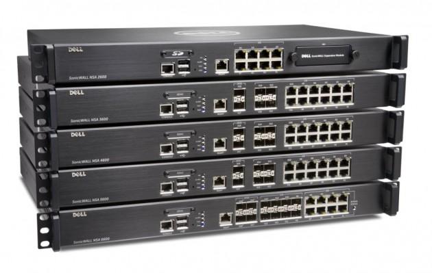Dell moderniza sus próxima generación de firewalls NSA