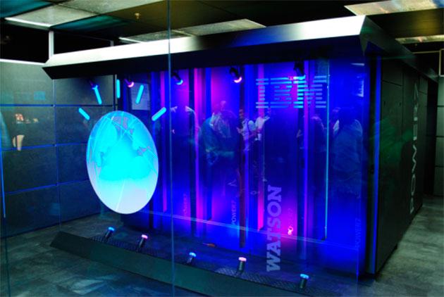 El ordenador Watson, de IBM, llega al mercado para la gestión de clientes