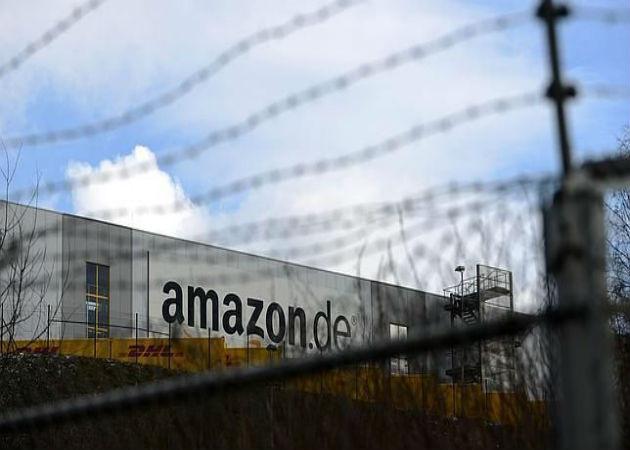Los trabajadores de Amazon Alemania vuelven a ponerse en huelga