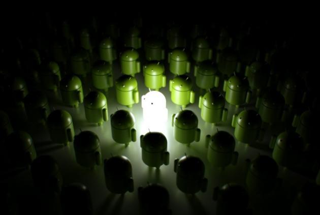 Prácticamente el 75% del mercado smartphone es de Android