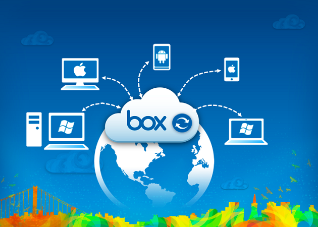 Box compra Folders