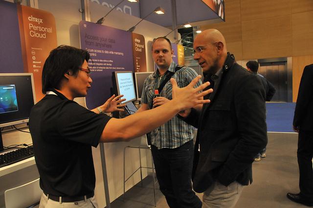 Citrix presenta nuevas soluciones cloud para impulsar la movilidad empresarial