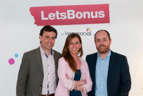 LetsBonus reorganiza su equipo directivo con nuevos directores generales