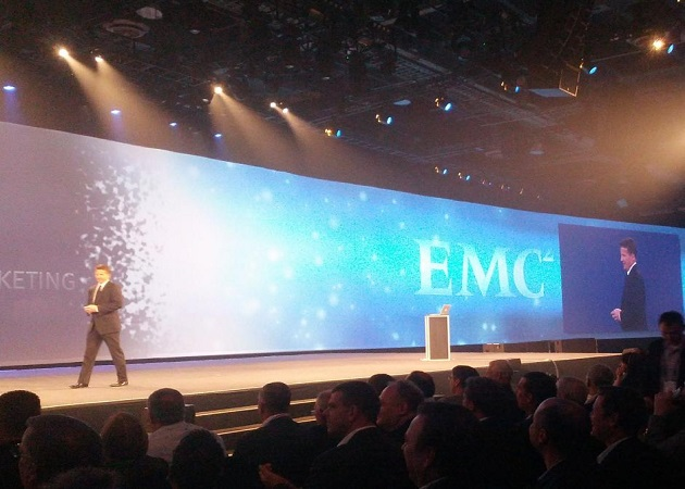 EMC presenta ViPR