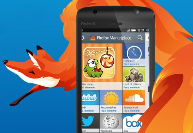Foxconn tiene un plan B: Firefox OS