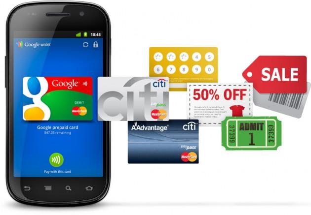 Google Wallet permite el pago a través de Gmail