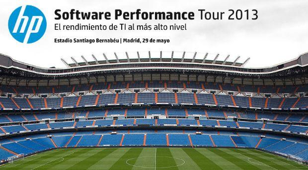 El próximo 29 de mayo HP celebra en Madrid el Software Performance Tour 2013
