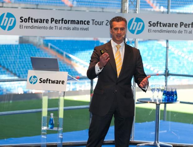 HP celebra en Madrid el Software Performance Tour 2013
