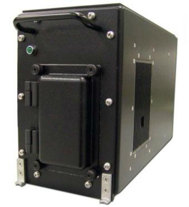 Plataforma de servidor para acelerar el despliegue de sistemas de     comunicación e inalámbricos en vuelo