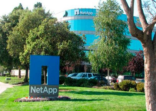 NetApp capea el temporal tras su plan de reestructuración
