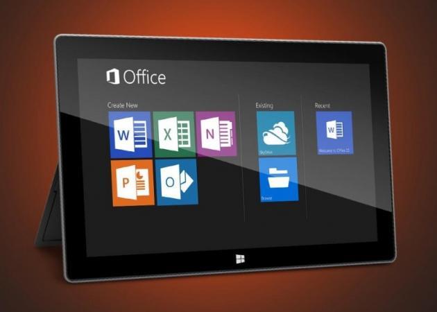 Office, el arma secreta de Microsoft para hacerse valer en tablets
