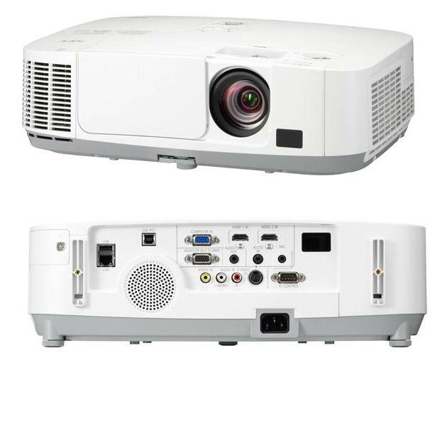 Nuevos proyectores semiprofesionales de NEC