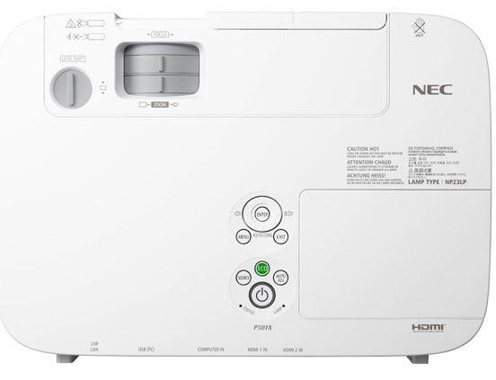 NEC Display Solutions lanza nuevos proyectores semiprofesionales con gran rendimiento lumínico y funcionalidades de conectividad avanzadas