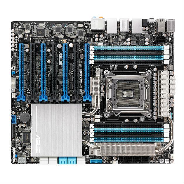 ASUS presenta la placa base para workstation P9X79-E WS con 4-Way x16 Link