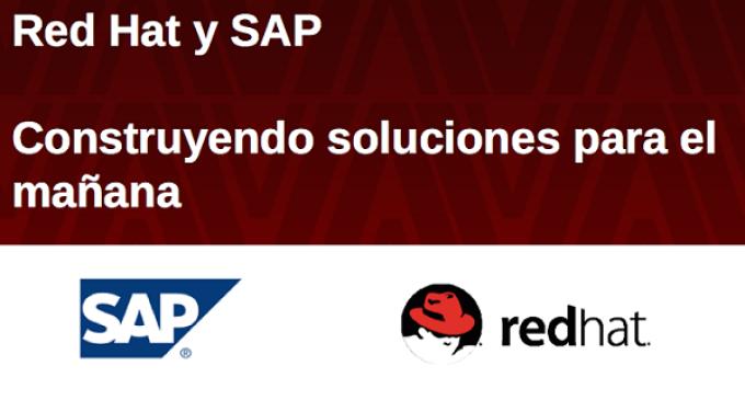 Red Hat amplía servicios de soporte para SAP