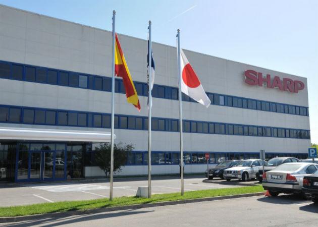 Las pérdidas netas de Sharp han ascendido a los 5.360 millones de dólares