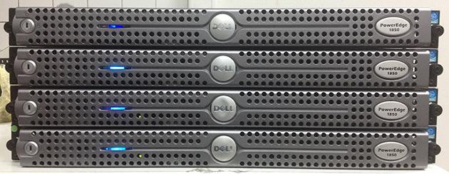 El negocio de los servidores salva a Dell