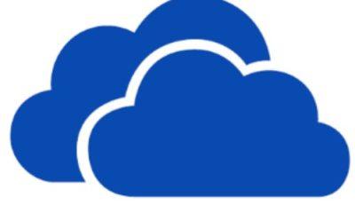 Logo nuevo Skydrive