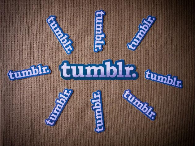 Yahoo! está dispuesta a pagar más de 1.100 de dólares millones por Tumblr