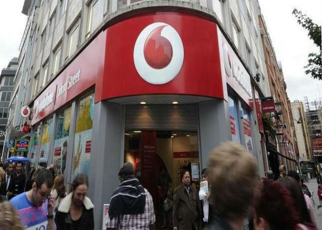 Vodafone ofrecerá su red 4G a partir del miércoles