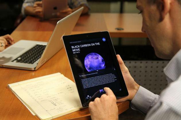 Apple domina en la empresa