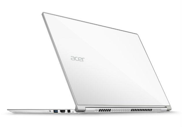 Acer mejora su Ultrabook insignia Aspire S7