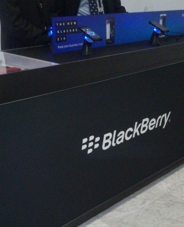 """Buena acogida en el """"BlackBerry Experience Forum"""" en Madrid"""