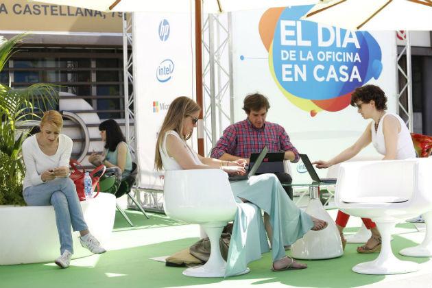 Las empresas españolas todavía dan la espalda al trabajo flexible