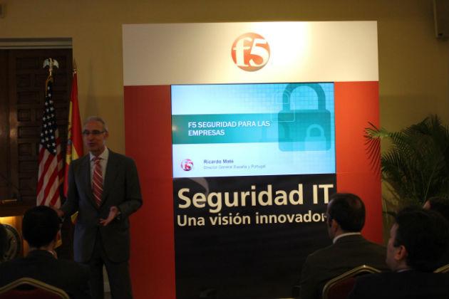 F5 presenta un nuevo paradigma de Seguridad