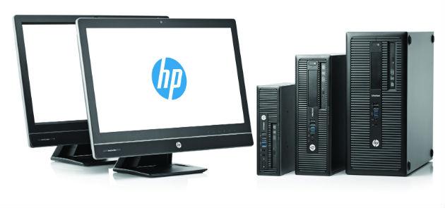 HP refuerza su oferta de PCs profesionales