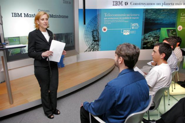 """IBM entrega los premios de su """"Mainframe Contest España"""""""
