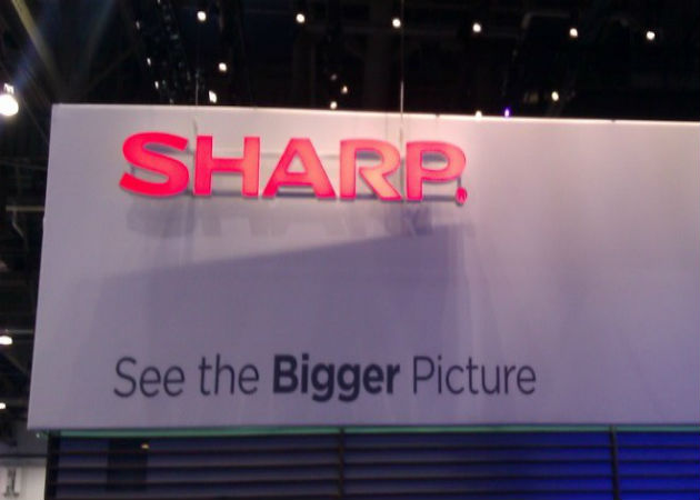 Sharp se alía con China Electronics