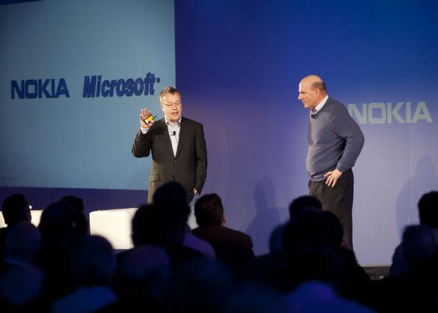Microsoft habría tratado de comprar Nokia