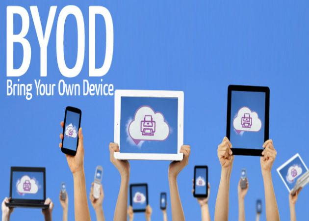 Los inconvenientes más señalados por los empleados que se acogen al BYOD