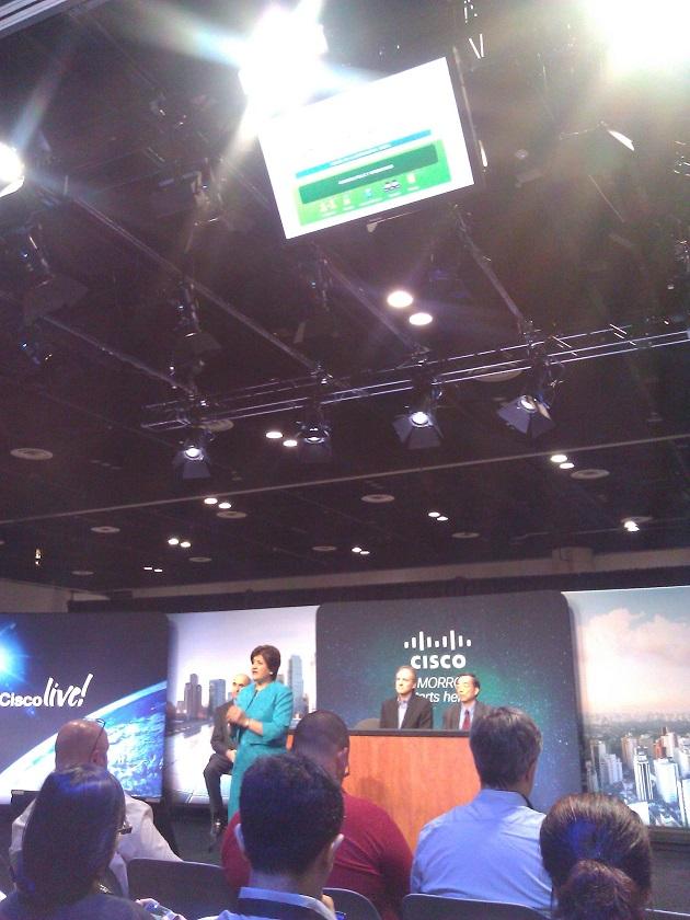 La estrategia de centros de datos de Cisco gira hacia las aplicaciones