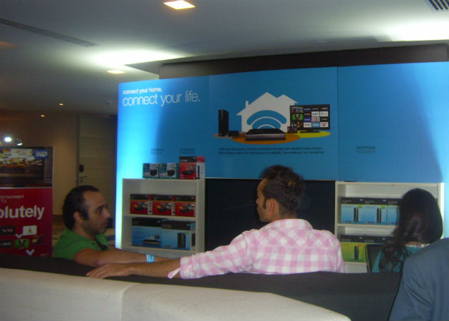 Evento anual Western Digital en Estambul