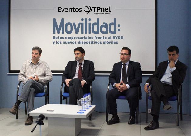 Movilidad: Retos empresariales al BYOD y los nuevos dispositivos móviles