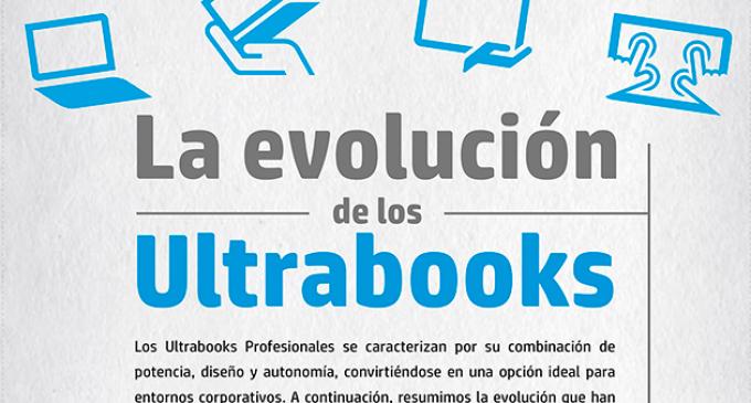 ¿Cómo han evolucionado los Ultrabooks Profesionales?