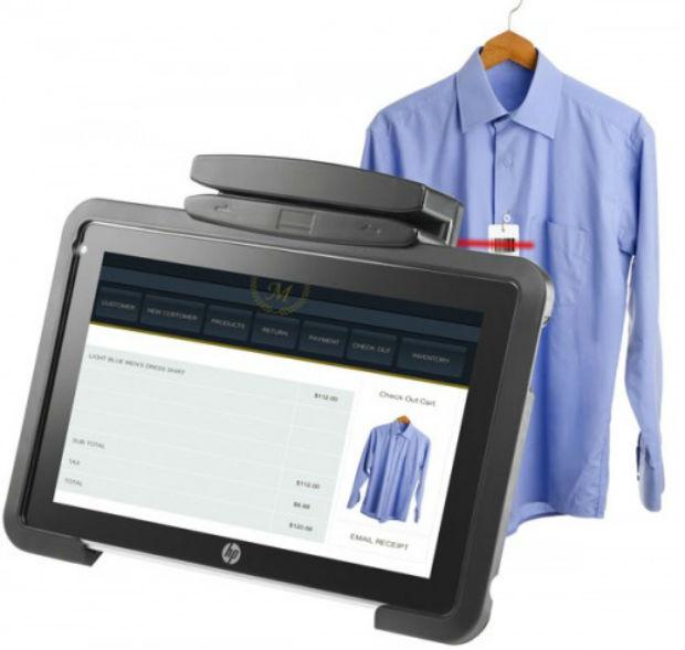 HP presenta su nueva solución de Punto de Venta HP ElitePad Mobile