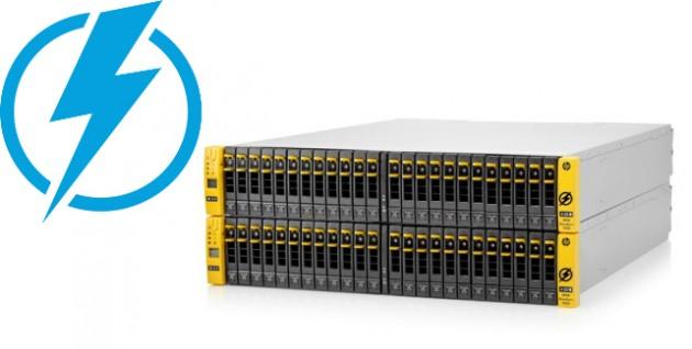 HP 3PAR StoreServ 7450: apuesta por el flash en el data center