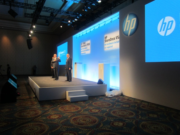 HP StoreOnce VSA inaugura el Backup as a Service
