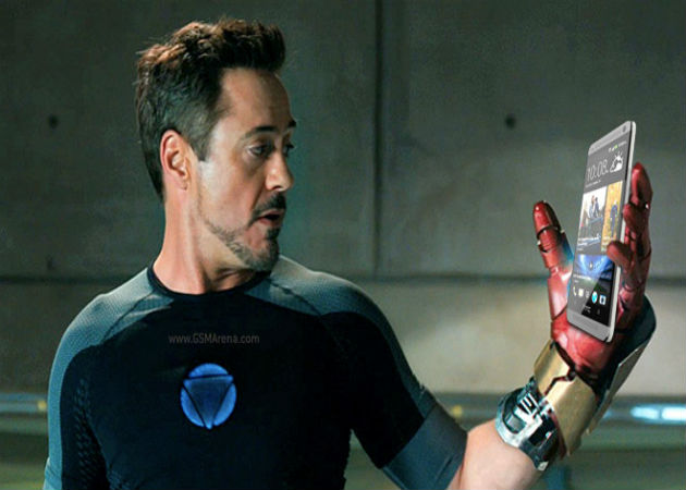 HTC contrata al actor Robert Downey Jr.