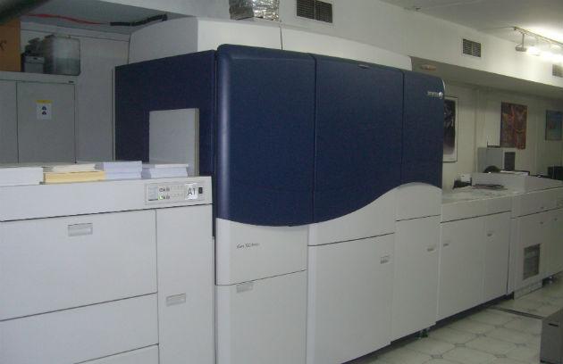 Serotel refuerza su posición en el mercado con la instalación de la Xerox iGen 150