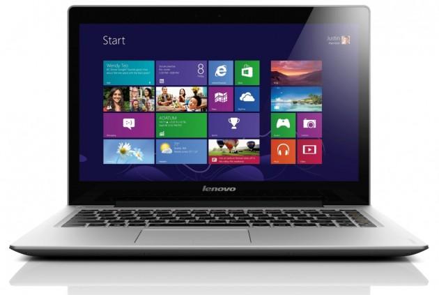 Lenovo presenta su nueva gama de dispositivos táctiles con Windows