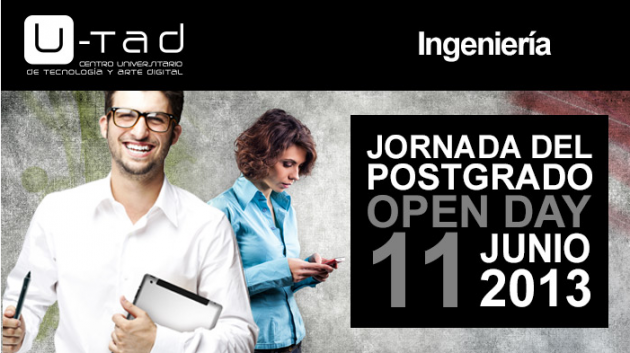 El próximo 11 de junio tienes una cita con el Open Day de U-tad